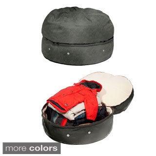Mimish Design Micro-suede Storage Beanbag