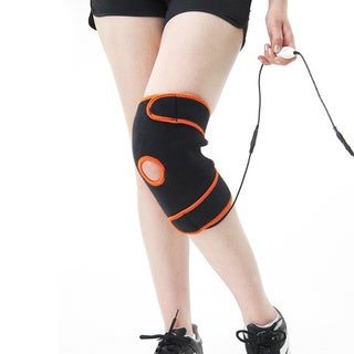 Thermedic 3-in-1 Pro-Wrap Hot/ Cold Knee Brace Support with Infrared Technology