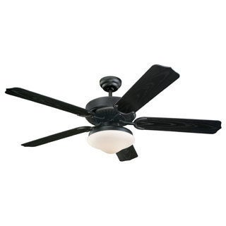 Weatherford Deluxe 52-inch 5-blade Outdoor Ceiling Fan