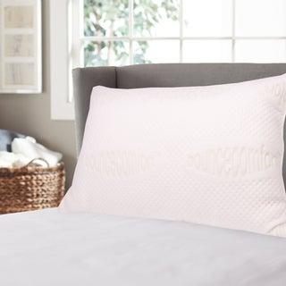 Bouncecomfort Luxurious Queen-size Memory Foam Pillow
