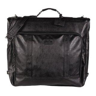 Bugatti Black Zippered Garment Bag