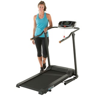 ProGear HCXL 4000 Ultimate High Capacity Walking and Jogging Electric Treadmill with Heart Pulse System