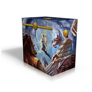 The Heroes of Olympus Boxed Set (Hardcover)