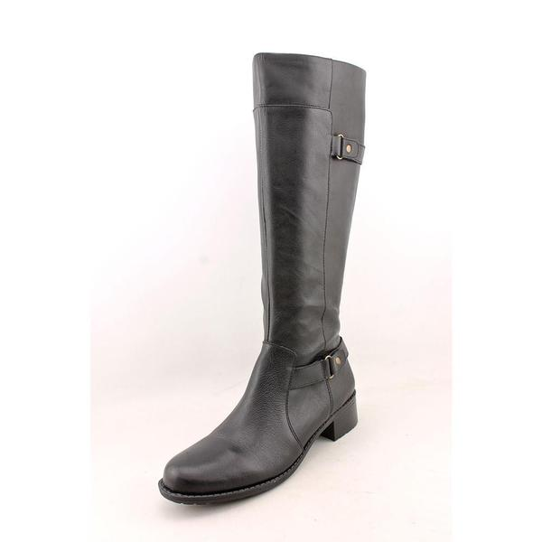 easy spirit s labarca leather boots overstock