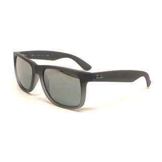 Ray-Ban Justin Wayfarer Sunglasses 51mm - Gray Frame/Gray Gradient