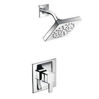 Moen 90-degree Chrome Faucet Set for Posi-Temp Shower Only