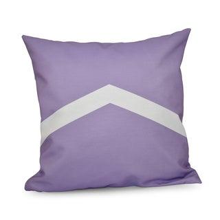 16 x 16-inch Chevron Stripe Decorative Throw Pillow