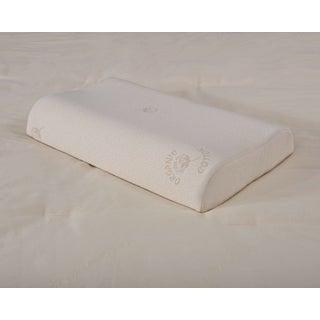 Organic Cotton Contour Latex Pillow