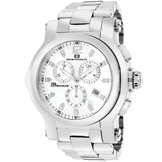 Oceanaut Men's Baccara XL Chronograph Stainless Steel Watch