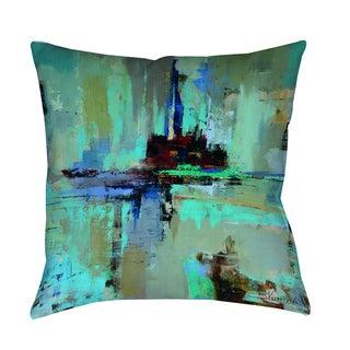 Thumbprintz Fjord Indoor/ Outdoor Decorative Pillow