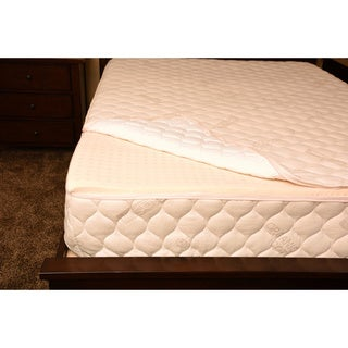 Amboise 12-inch Twin XL-size Adjustable Comfort Latex Mattress