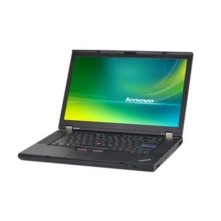 Lenovo T510 Intel Core i5 2.4GHz 4096MB 128GB SSD 15.5 in. Wi-Fi DVDRW Windows 7 Professional (64-bit) LT Computer (Refurbished)