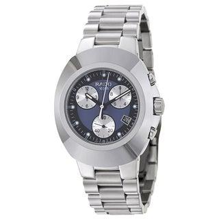 Rado Men's R12638173 'Original' Stainless Steel Chronograph Watch