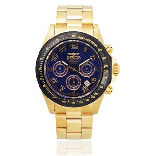 Invicta Men's 10704 Stainless Steel 'Speedway' Chronograph Watch