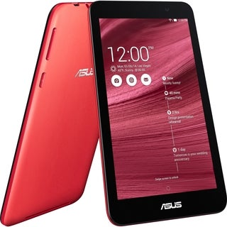 "Asus MeMO Pad HD 7 ME176CX-A1-RD 16 GB Tablet - 7"" - In-plane Switchi"