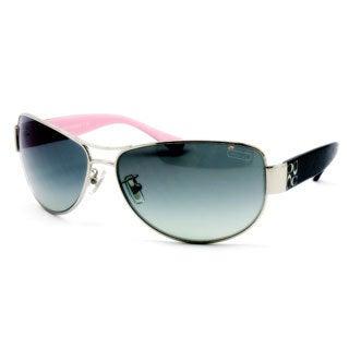 Coach Women's 'Taylor' Metal Aviator Sunglasses