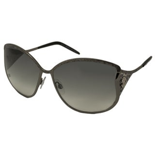 Roberto Cavalli Women's RC671S Mughetto Rectangular Sunglasses