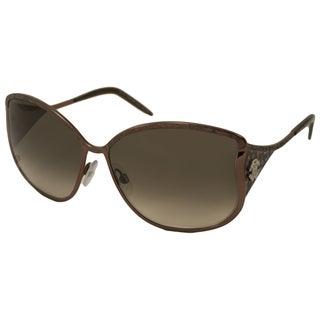 Roberto Cavalli Women's RC671S Mughetto Rectangular Sunglasses