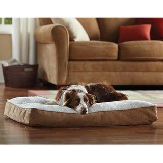 Animal Planet 30x24 Memory Foam Rectangle Pet Bed