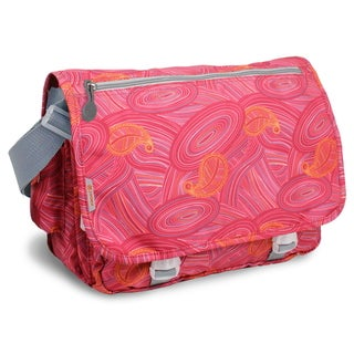 JWorld New York Paisley Terry Messenger Bag