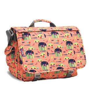 JWorld Orange New York Thomas 17-inch Laptop Messenger Bag