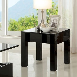 Furniture of America Desmonte Bold End Table