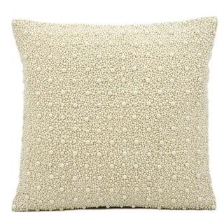 Nourison Kathy Ireland Ivory 16-inch Pillow