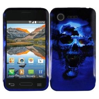 INSTEN Design Dust Proof Hard Plastic Phone Case Cover for LG Optimus Zone 2 VS415PP L34C Fuel