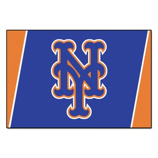 Fanmats MLB New York Mets Area Rug (5' x 8')