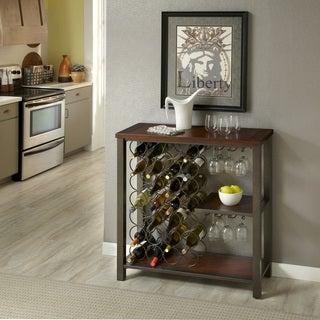 Cabin Creek Wine Storage Rack
