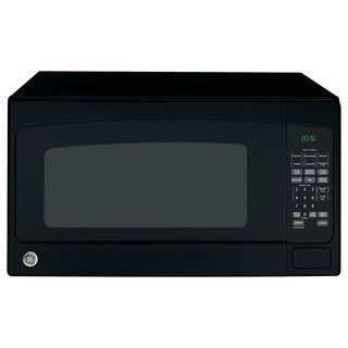 GE JES2051DNBB Black 2 Cubic Foot Countertop Microwave