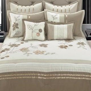EverRouge Dahlia 8-piece Comforter Set