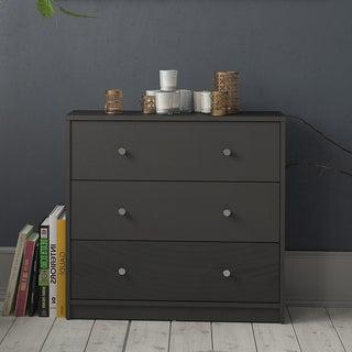 Portland Modern Eco-friendly Three-drawer Chest