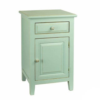 Evelynn Painted Wood Nightstand