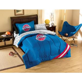 NBA Detroit Pistons 7-piece Bed in a Bag Set