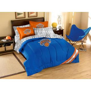 NBA New York Knicks 7-piece Bed in a Bag Set
