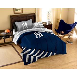 MLB New York Yankees 7-piece Bed in a Bag Set