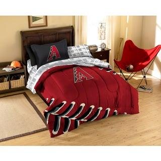MLB Arizona Diamondbacks 7-piece Bed in a Bag Set