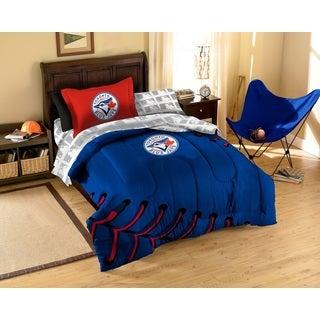 MLB Toronto Blue Jays 7-piece Bed in a Bag Set