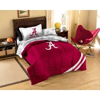 University of Alabama Crimson Tide 7-piece Bed in a Bag Set