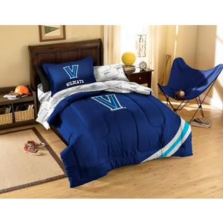 Villanova University Wildcats 7-piece Bed in a Bag Set
