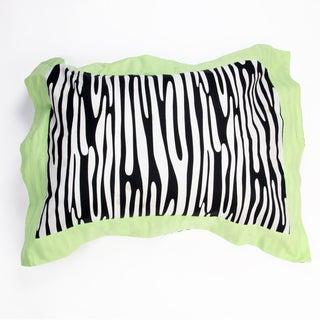 Jazzie Jungle Boy Standard Pillow Sham