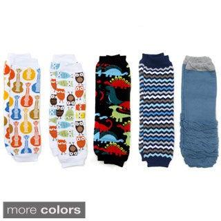 Cotton Leggings (Set of 5)