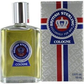 Dana British Sterling Men's 0.6-ounce Mini Cologne