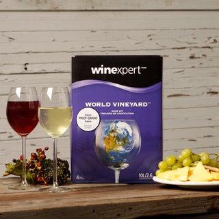 World Vineyard Italian Pino Grigio Wine Ingredient Kit