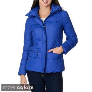 Nuage Women's Nylon Down Jacket