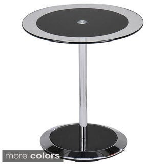 Nero Adjustable Height Accent Table