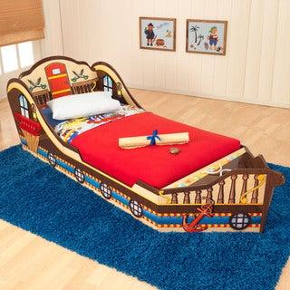KidKraft Pirate Toddler Bed