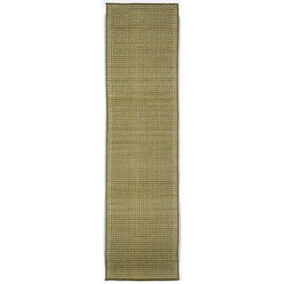 Weave Green Outdoor Rug (1'11X7'6)