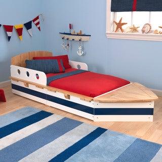 KidKraft Boat Toddler Bed